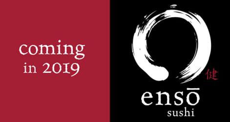 Enso Sushi Dining Resort, Brooks