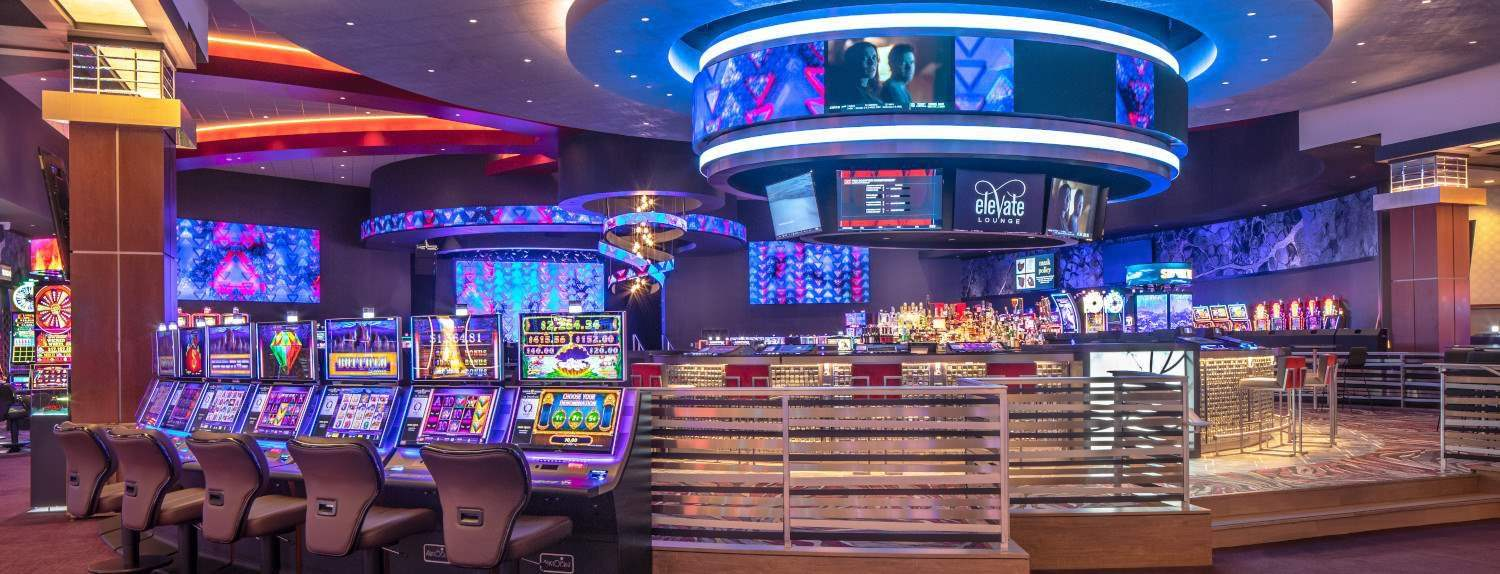 Cache Creek Casino Resort, Brooks 的娱乐