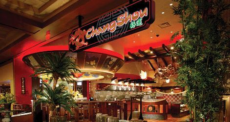Chang Shau Dining at Cache Creek Casino Resort, Brooks
