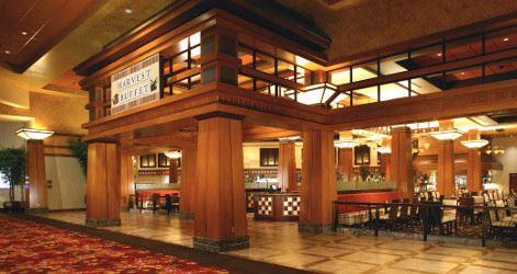 Harvest Buffet Dining at Cache Creek Casino Resort, Brooks