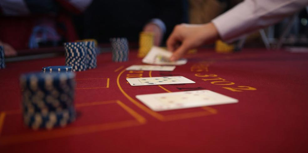 tableGaming Table Games at the Cache Creek Casino Resort, Brooks