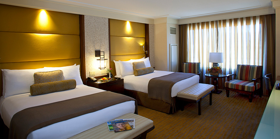 Hotel Valley View Patio Room at Cache Creek Casino Resort, Brooks