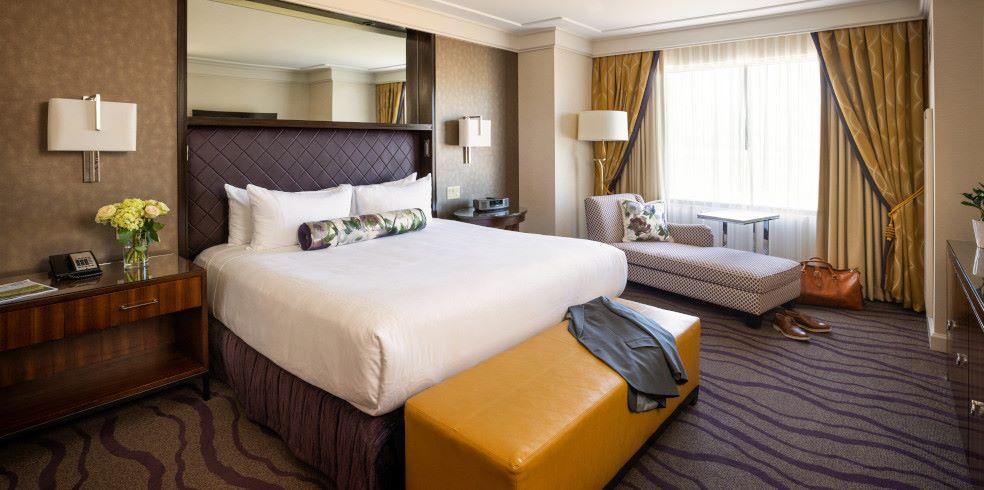 Hotel Executive Suite at Cache Creek Casino Resort, Brooks
