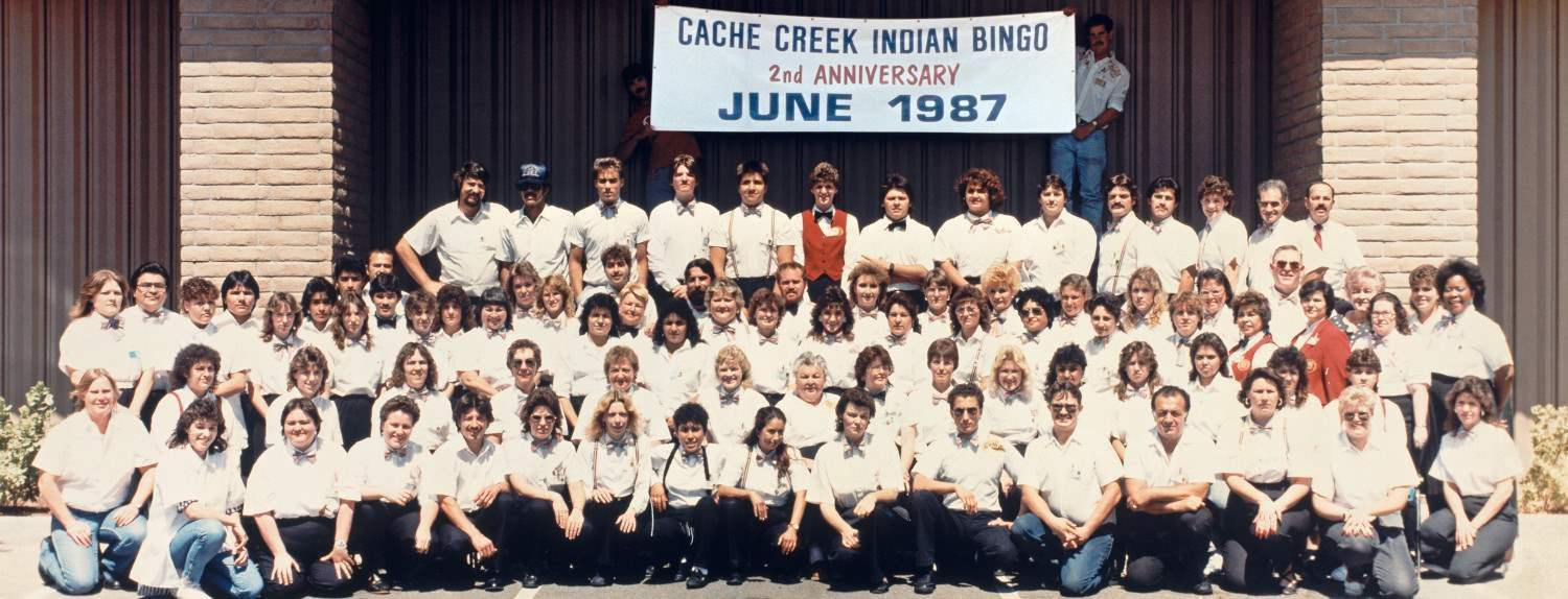 About Us at the Cache Creek Casino Resort, Brooks