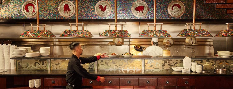 Dining Facilities at the Cache Creek Casino Resort, Brooks