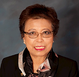 Gabrielle Liang, Casino Host at the Cache Creek Casino Resort