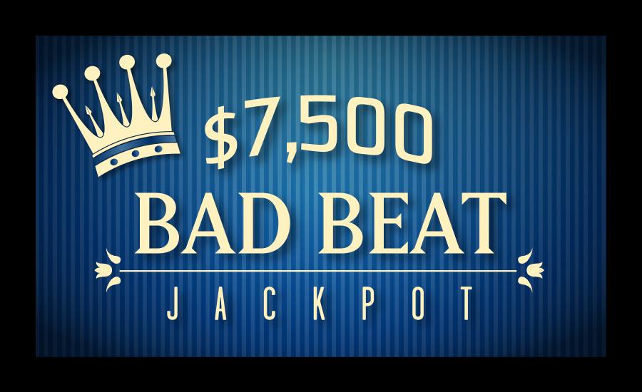 badbeat at the cache creek casino resort, brooks