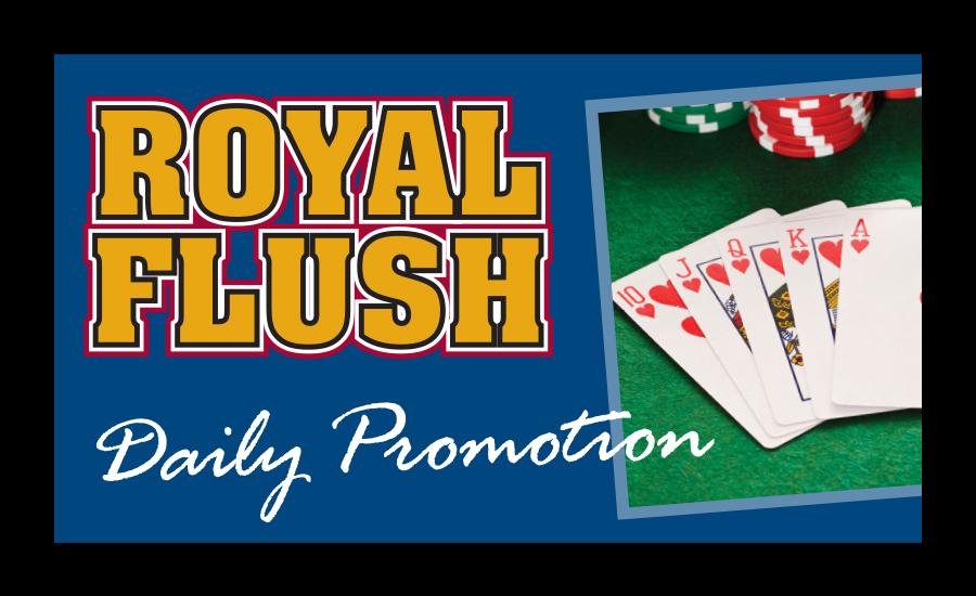 royalflush at the cache creek casino resort, brooks
