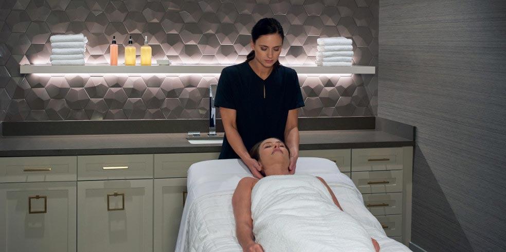 Massage Therapies at the Cache Creek Casino Resort, Brooks