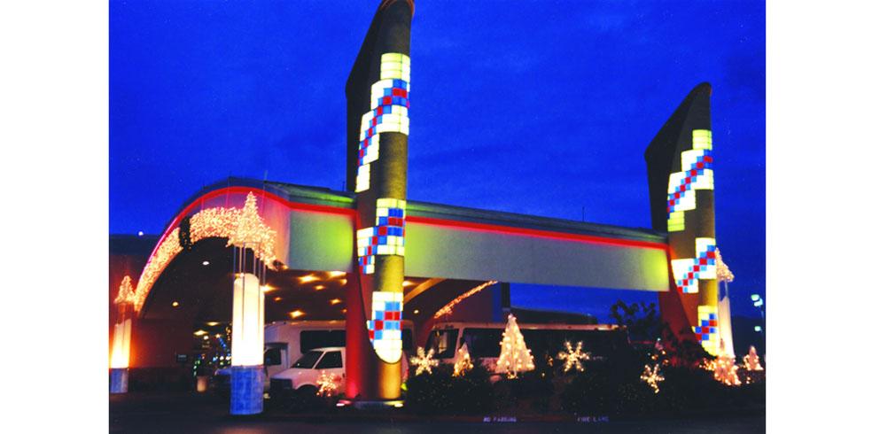 Historia en el Cache Creek Casino Resort Brooks, California