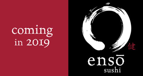Enso Sushi Dining Resort, Brooks