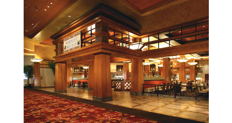 Harvest Buffet Dining at Cache Creek Casino Resort, Brooks