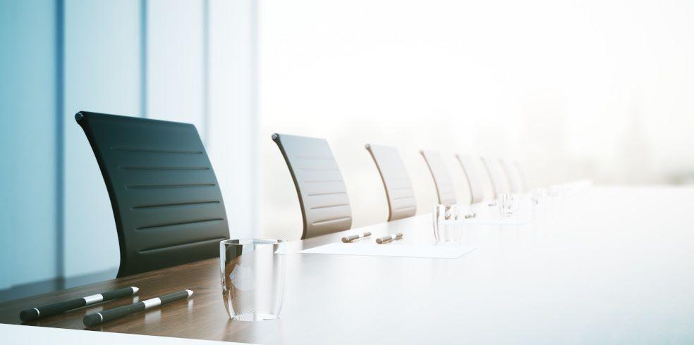Espacios para reuniones y eventos