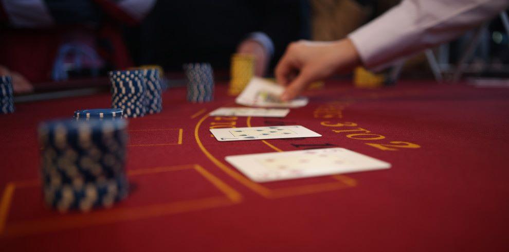 Juegos de mesa en el Cache Creek Casino Resort, Brooks
