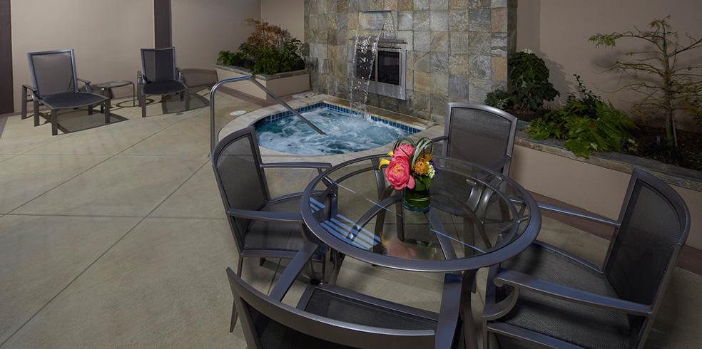 Suite Embajador del hotel en Cache Creek Casino Resort, Brooks