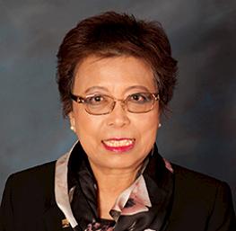 Gabrielle Liang, anfitrión del casino en el Cache Creek Casino Resort
