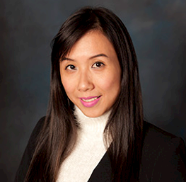 Jenny Chung, anfitrión del casino en el Cache Creek Casino Resort