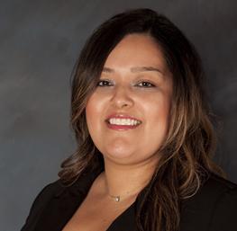 Mary Chacon, anfitrión del casino en el Cache Creek Casino Resort