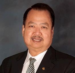Philip Chau, director de Desarrollo de Jugadores Asiáticos en el Cache Creek Casino Resort