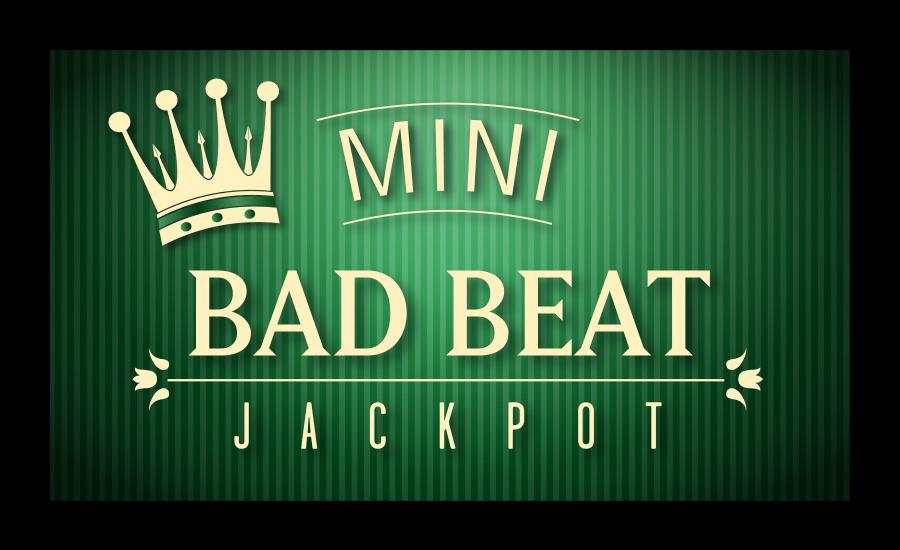 Mini Bad Beat Jackpot