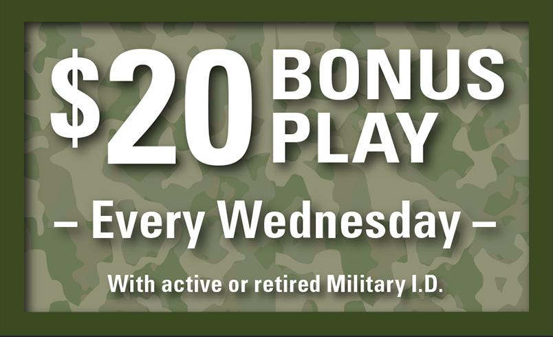 Días Militares en Cache Creek Casino Resort, Brooks