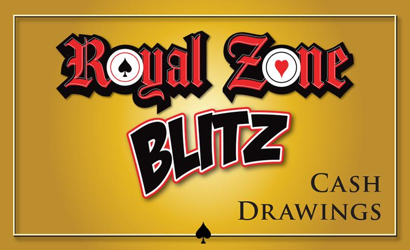 Royal Zone Blitz en Cache Creek Casino Resort, Brooks