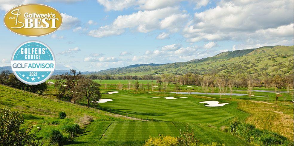 Club de golf Yocha Dehe en el Cache Creek Casino Resort, Brooks