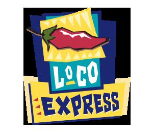 Loco Express tại Cache Creek Casino Resort, Brooks