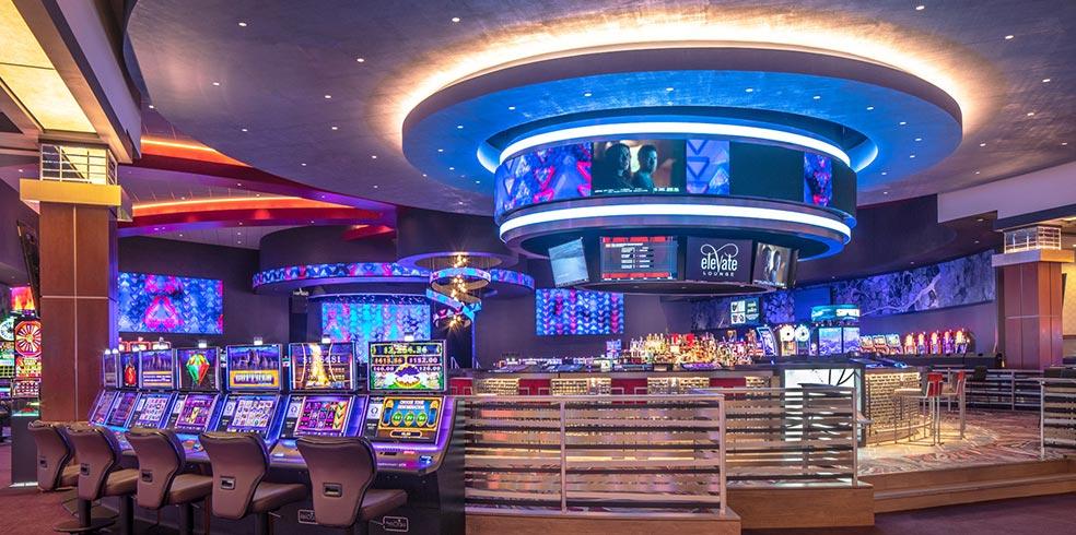 Elevate Lounge at the Cache Creek Casino Resort, Brooks
