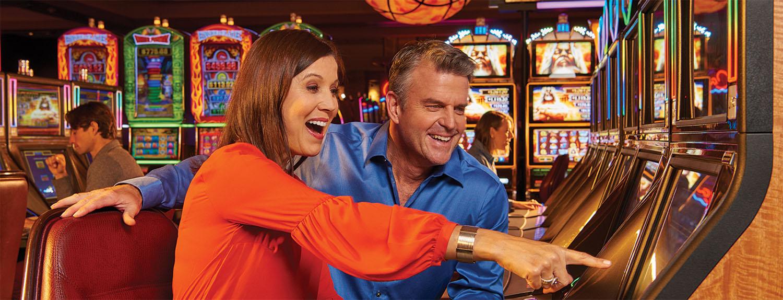Chơi game tại Resort Casino Cache Creek, Brooks
