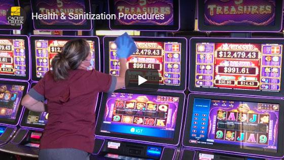 Health & Sanitization Procedures