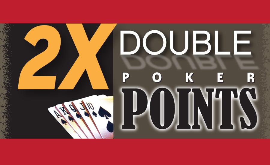 doublepointspoker at the cache creek casino resort, brooks