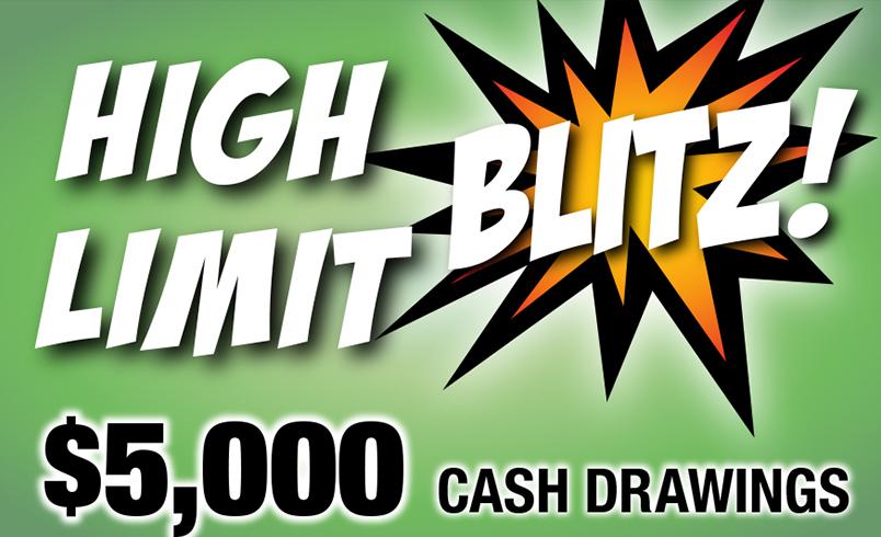 High Limit Blitz at Cache Creek Casino Resort, Brooks
